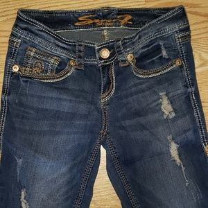 Seven7 Jeans Size 2 in Great Condition